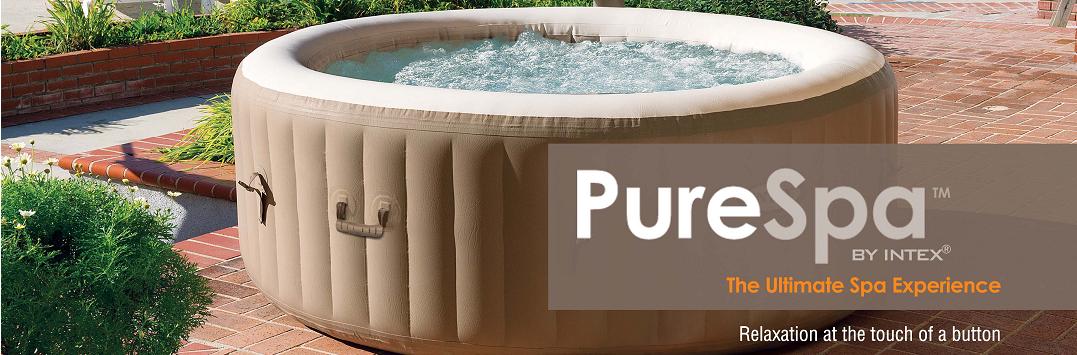 Aufblasbarer Whirlpool Bubble Therapy
