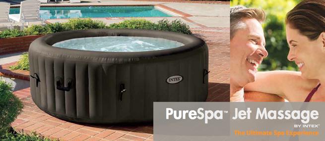 Aufblasbarer Whirlpool Jet Massage