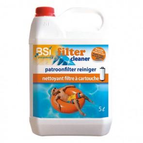 Filtercartridge reinigingsmiddel - 5L