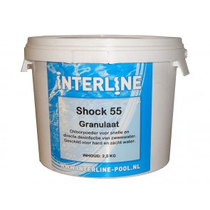 Interline Shock 55 Granulat  2.5 kg