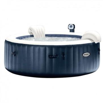 Intex Bubble Whirlpool Navy für 4 Personen