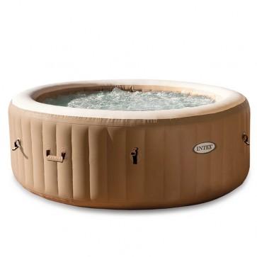 Intex opblaasbare bubbel spa, voor vier personen