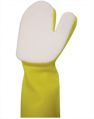 Scrub handschoen
