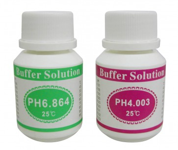 Kalibratievloeistof digitale pH meter