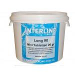 Interline Chlortabletten – Long 90 20 g/2,5kg