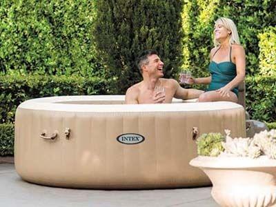 Intex Bubble Massage jacuzzi